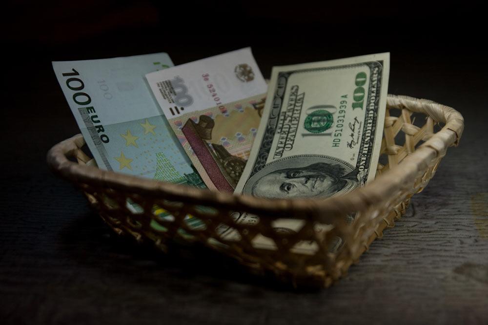 Форекс валютная корзина
