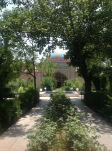 Иранская мечеть