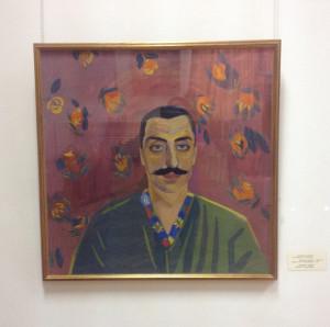 Мартирос Сарьян, Портрет Иосифа Манташева