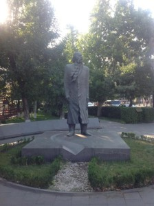 Писатель Уильям Сароян