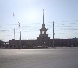 Ереванский железнодорожный вокзал
